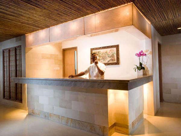 Rama Garden Hotel Bali - Lobi utama baru
