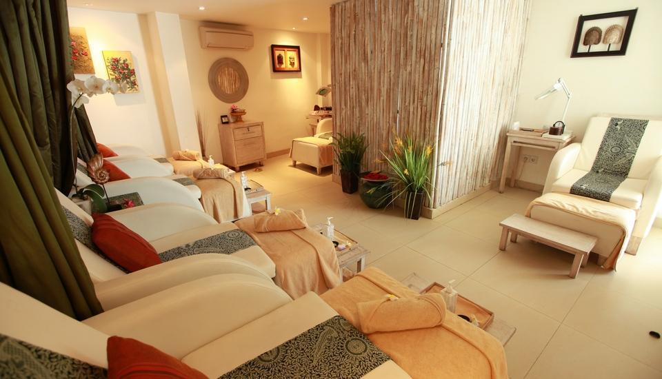 Rama Garden Hotel Bali - Spa & Wellness