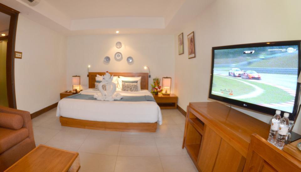 Rama Garden Hotel Bali - Kamar Deluxe Studio