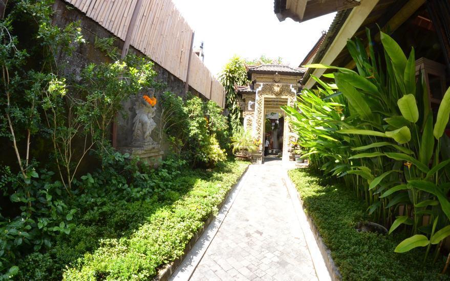 Rama Garden Hotel Bali - Pintu Masuk