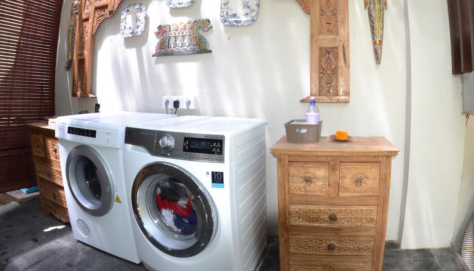 Rama Garden Hotel Bali - Ruang Laundry
