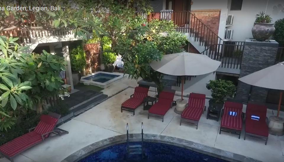 Rama Garden Hotel Bali - Area Pool
