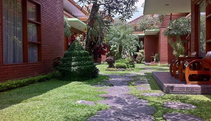 NIDA Rooms Cempaka Baru 28 Sleman - Pemandangan Area