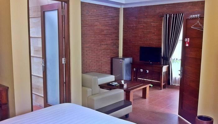 NIDA Rooms Cempaka Baru 28 Sleman - Kamar tamu