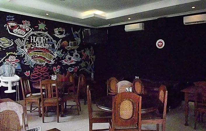 NIDA Rooms Cempaka Baru 28 Sleman - Restoran