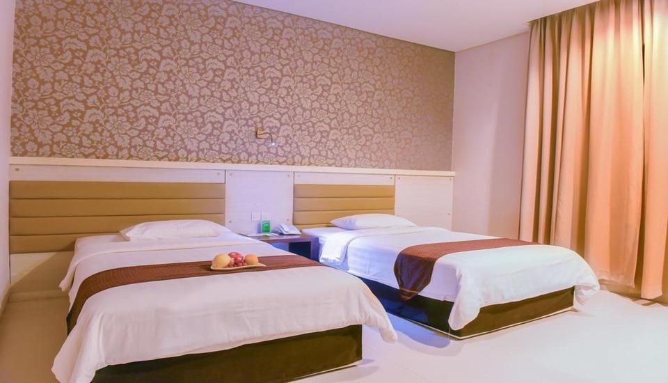 T-MORE Hotel & Lounge Kupang - Superior Twin - Free Antar Jemput Regular Plan