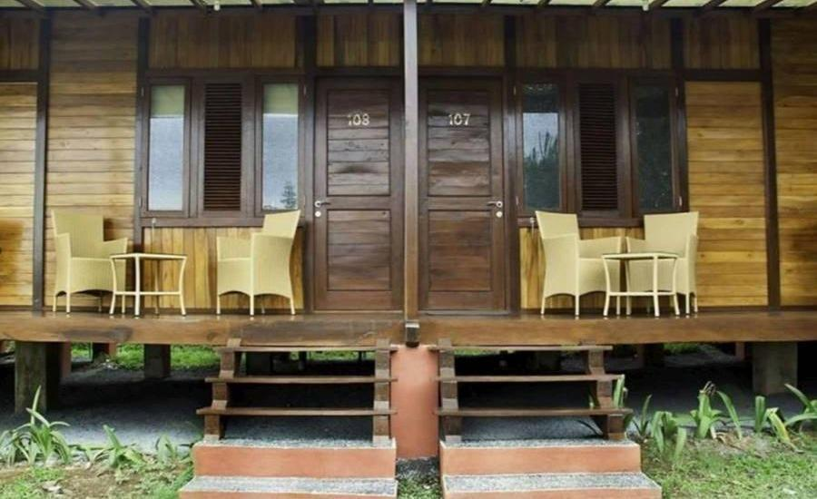 Kastuba Resort Bandung - Eksterior