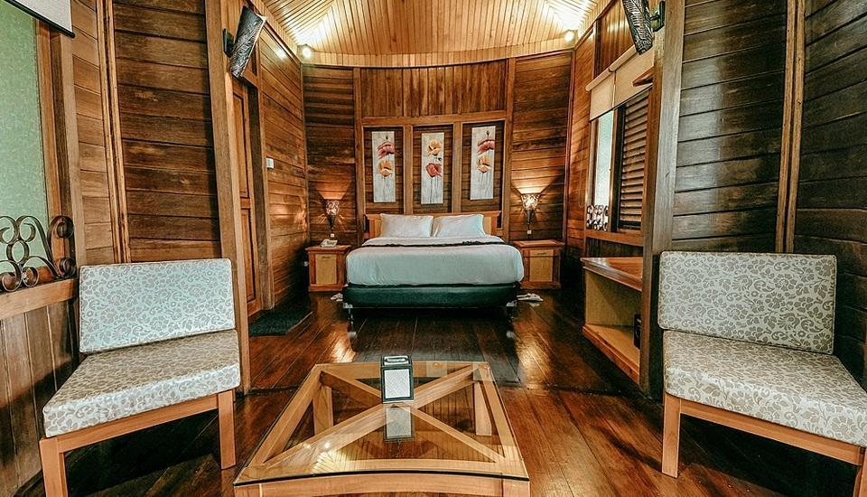 Kastuba Resort Bandung - Suite 1 Bedroom