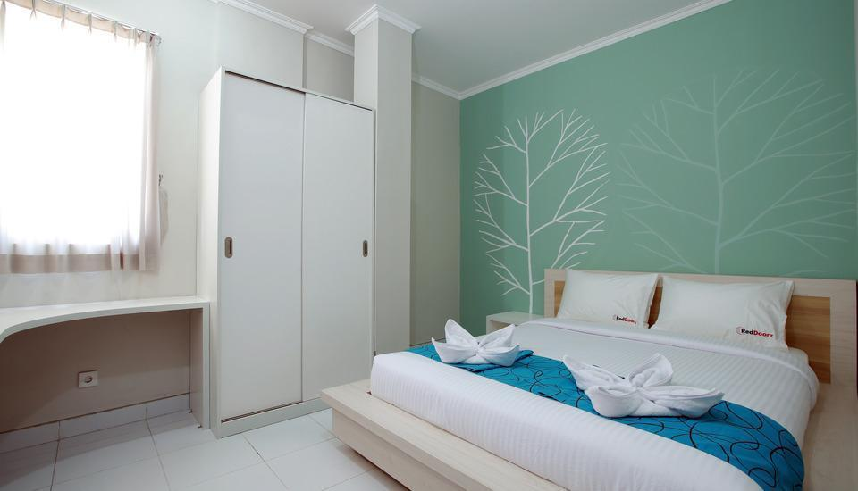 RedDoorz @By Pass Nusa Dua Bali - RedDoorz Room Regular Plan