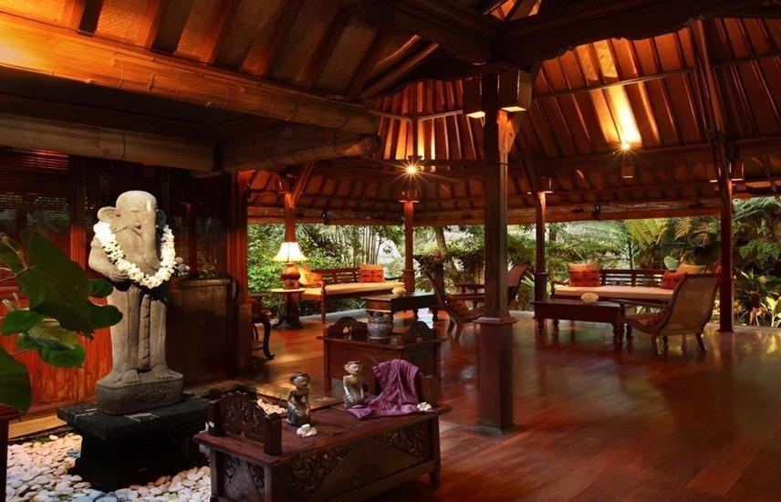 Warwick Ibah Hotel Luxury Villa and Spa Bali - Lobi