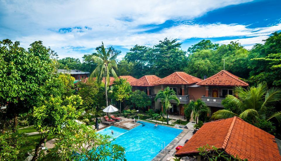 Melasti Beach Bungalow Bali - Kolam Renang