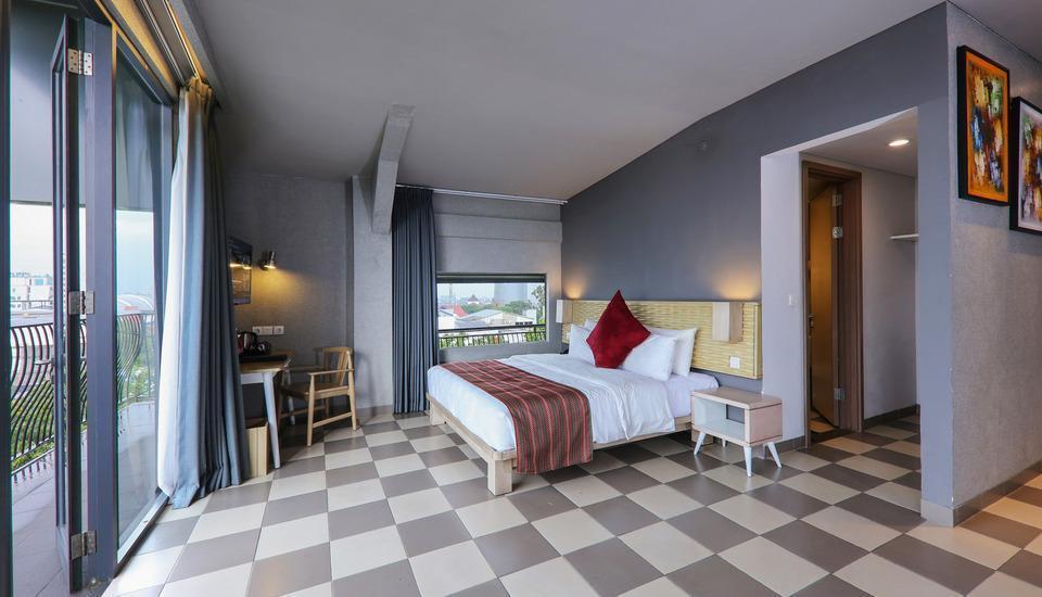 THE 101  Dago - Urban Chic Room Only Regular Plan