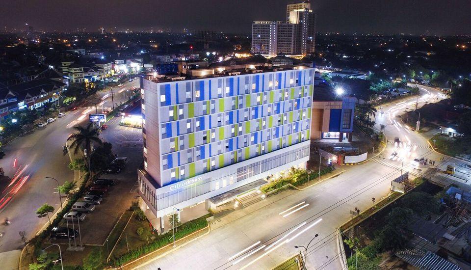 Hotel Citradream Bintaro - Eksterior