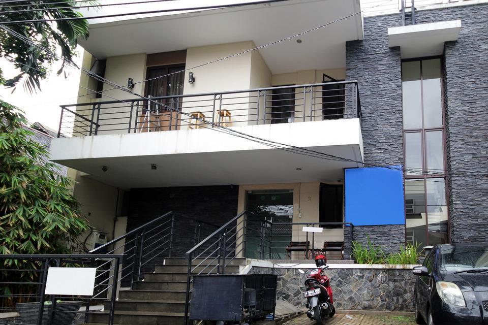 Airy Eco Setiabudi Tengah 3 Jakarta Jakarta South - Hotel Front