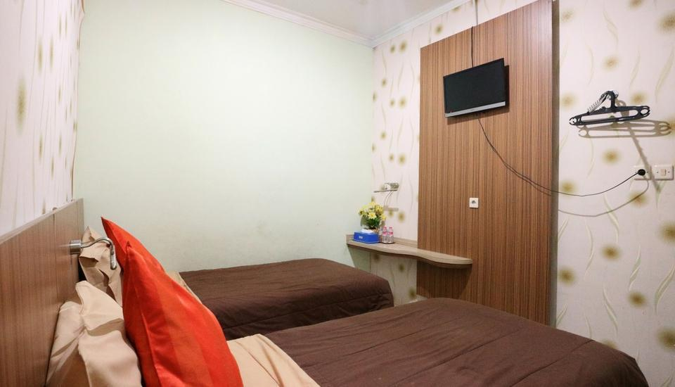Galaxy Hotel and Convention Yogyakarta - room 7