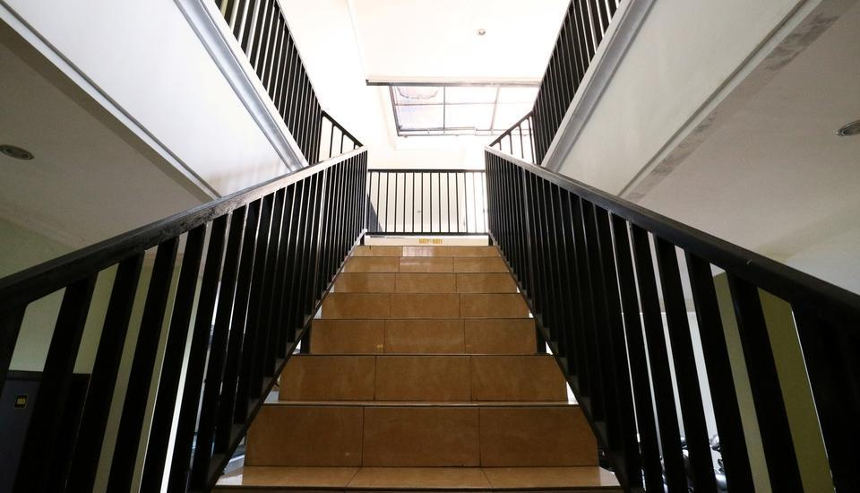 Galaxy Hotel and Convention Yogyakarta - stairs1