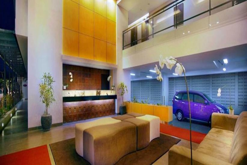 Quest Hotel Kuta - Lobi