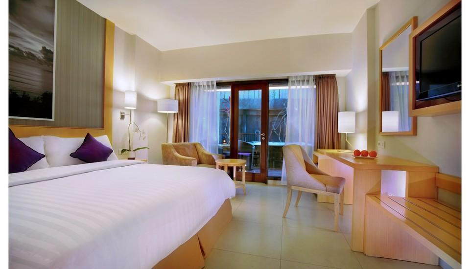 Quest Hotel Kuta - Deluxe Pool Access