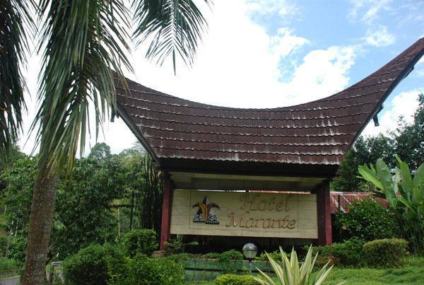 Hotel Marante Toraja - Tampak Depan