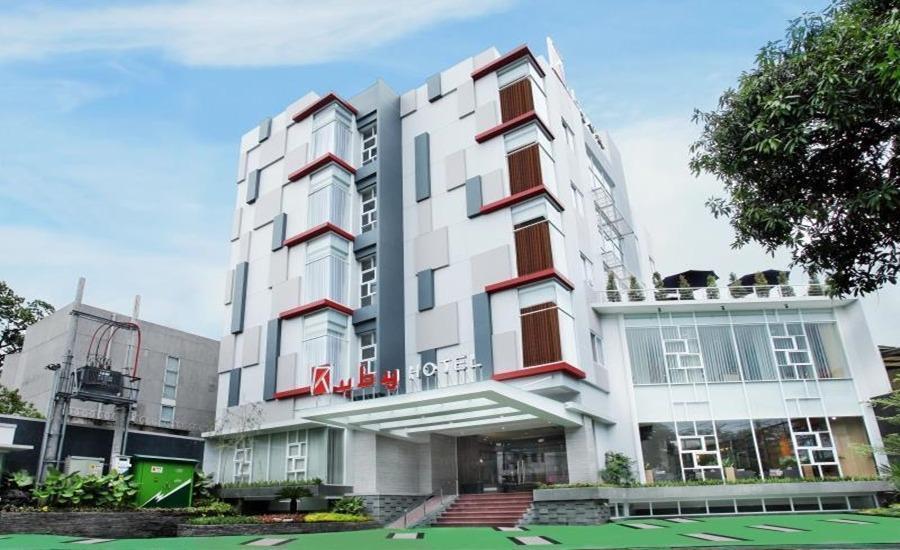 Ruby Hotel Syariah Bandung - Eksterior