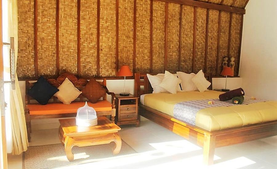 Coco Resort Penida Bali - Kamar tamu
