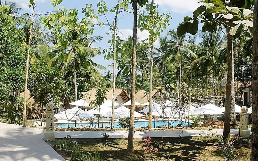 Coco Resort Penida Bali - Eksterior