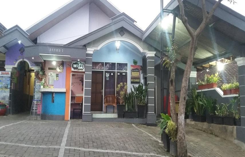 Homestay Nurya Malang - Exterior