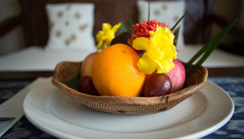 The Jayakarta Suites Komodo Flores - Buah-buahan Segar