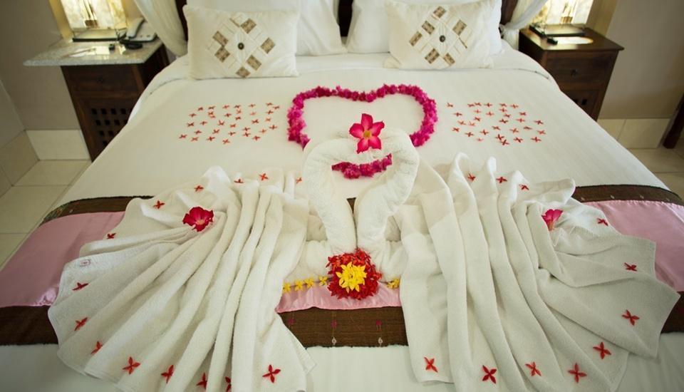 The Jayakarta Suites Komodo Flores - Set Up Bulan Madu Jayakarta Suite