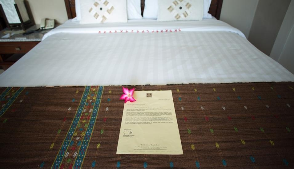 The Jayakarta Suites Komodo Flores - Kamar Deluxe Double