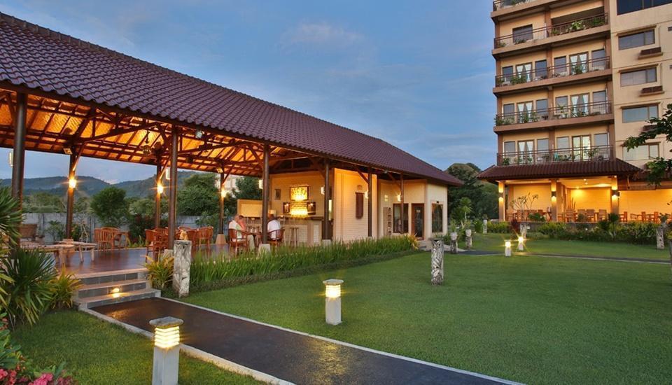 The Jayakarta Suites Komodo Flores - Pemandangan Sekitar Hotel