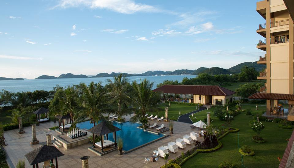 The Jayakarta Suites Komodo Flores - Pemandangan
