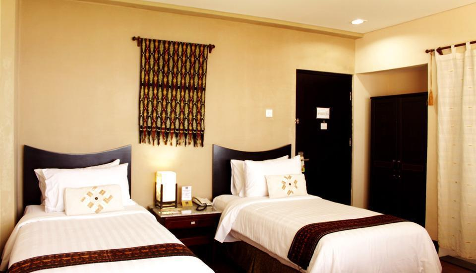 The Jayakarta Suites Komodo Flores - Deluxe Suite Sea View Promo Spesial