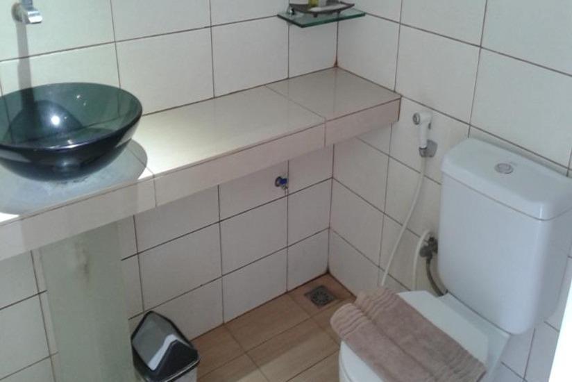 Xtra Hotel Bengkulu - Kamar mandi