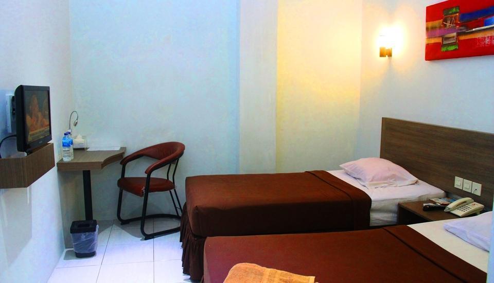 Xtra Hotel Bengkulu - Kamar Superior Twin