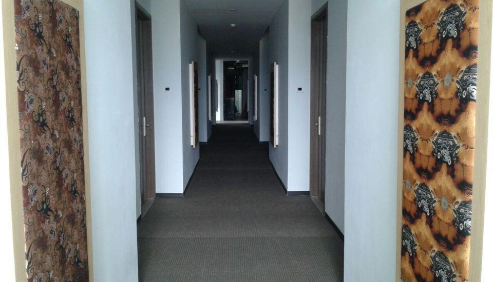 Xtra Hotel Bengkulu - koridor