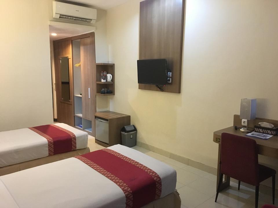 Gadjah Mada University Club Hotel Yogyakarta - Superior