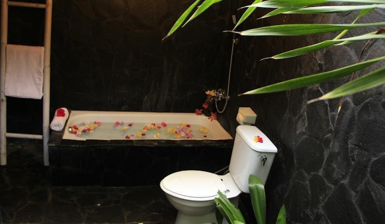 Jepun Didulu Cottage Bali - Kamar mandi