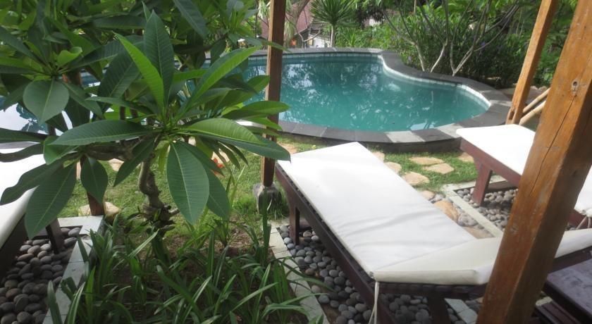Jepun Didulu Cottage Bali - Kolam Renang