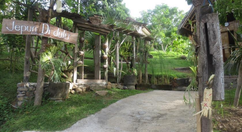 Jepun Didulu Cottage Bali - Akses masuk