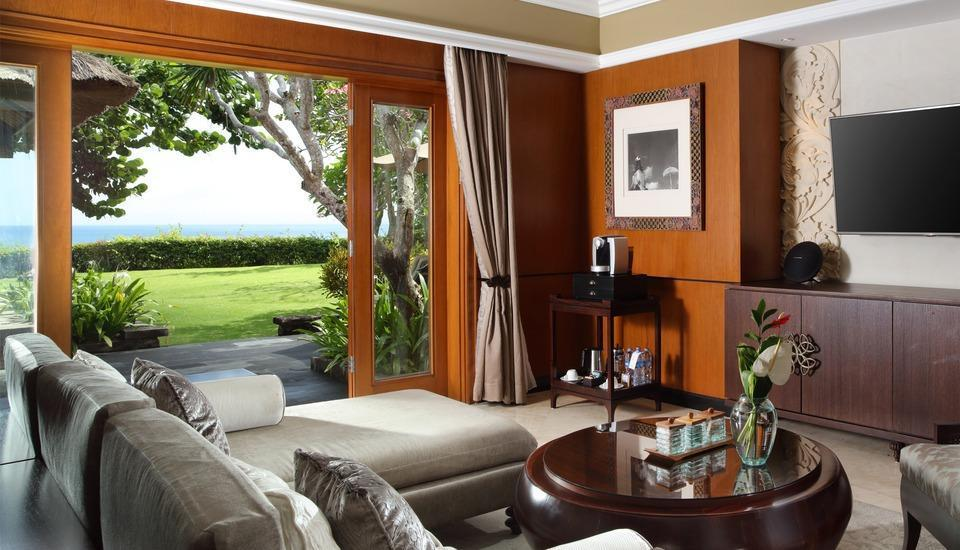 The Villas at AYANA Resort, BALI - 1 Bedroom Ocean Front Villa  Regular Plan