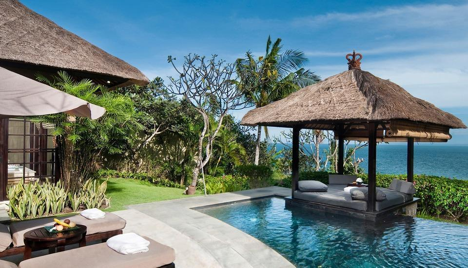 The Villas at AYANA Resort, BALI - Ocean Front Cliff Villa