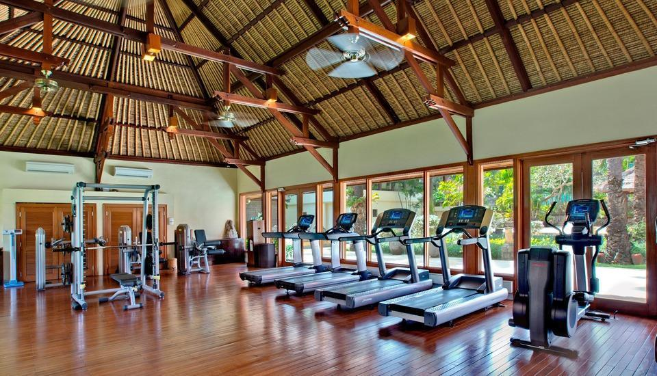 The Villas at AYANA Resort, BALI - GYM