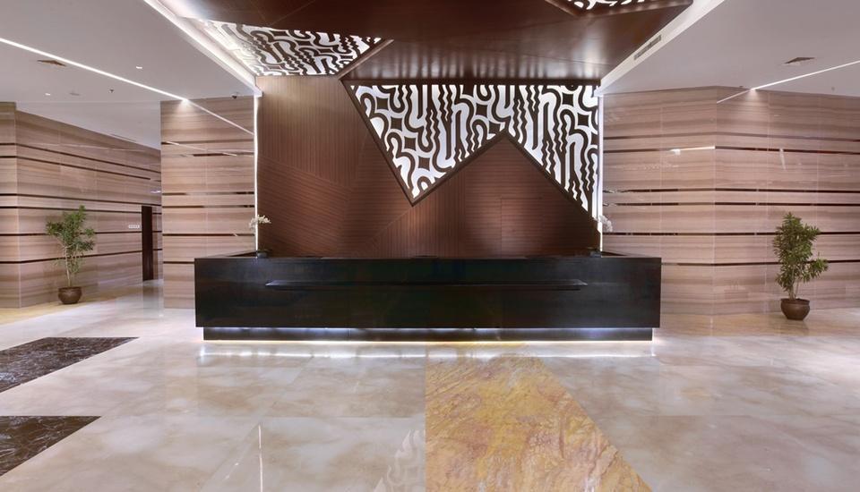 Alana Hotel Solo Solo - Alana Front Desk