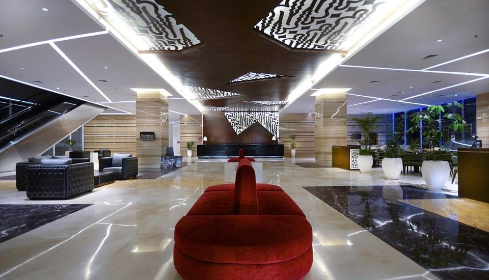Alana Hotel Solo Solo - Lobby