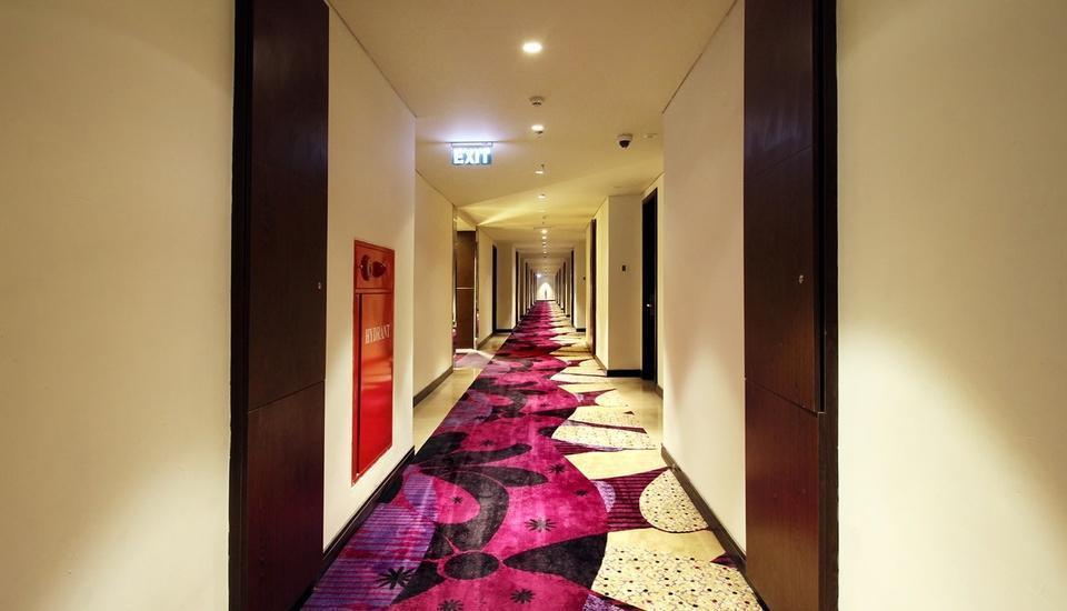 Alana Hotel Solo Solo - Koridor