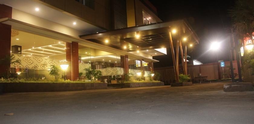 Sapadia Hotel Cirebon - Eksterior