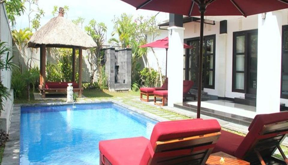 Grand La Villais Villa and Spa Bali - Kolam Renang