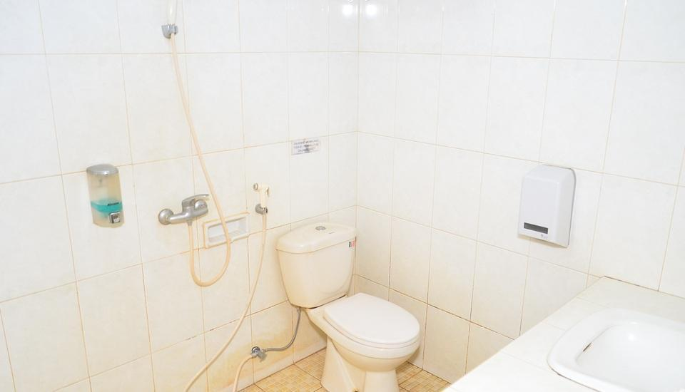 Hotel Bintang Lima Pekanbaru - Toilet
