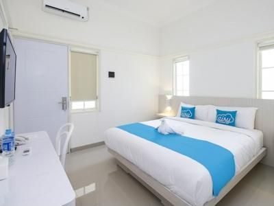 Airy Blimbing Ciujung 7 Malang - Deluxe Double Room Only Special Promo Feb 5